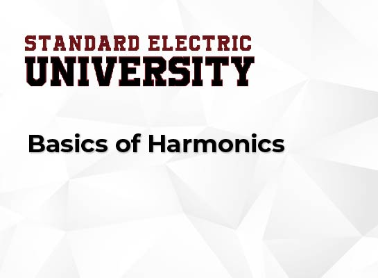 Basics of Harmonics