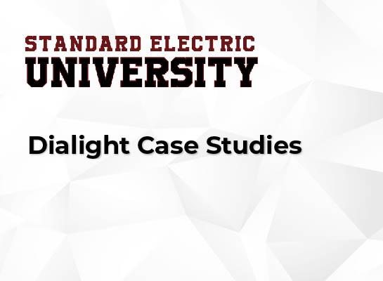 Dialight Case Studies