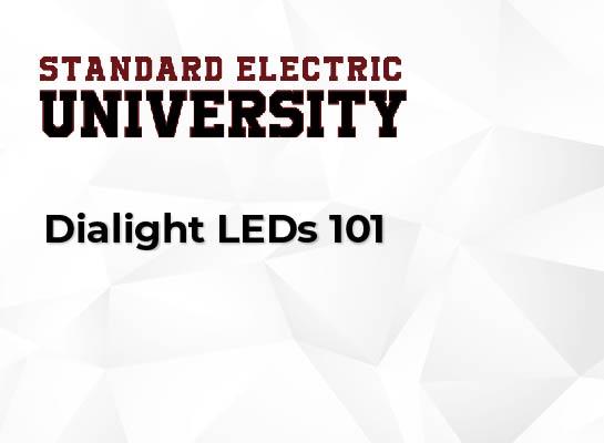 Dialight LEDs 101